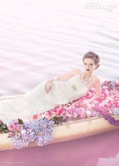 WedLuxe: Shakespeare in Love - Inspired by Cinema