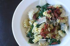 Pasta with Marscapone