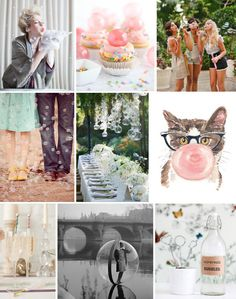 Mood Board Monday: Bubbles (http://blog.hgtv.com/design/2014/07/28/mood-board-monday-bubbles/?soc=pinterest)