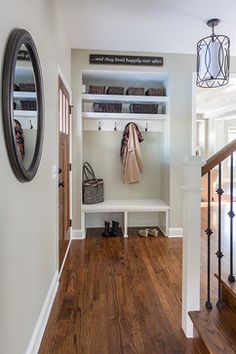 Brunswick - traditional - entry - minneapolis - Sicora, Inc.