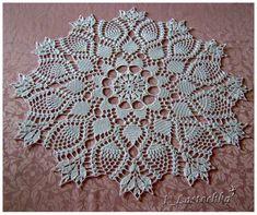 Free Crochet Hummingbird Doily Pattern : Crochet doilies on Pinterest 118 Pins