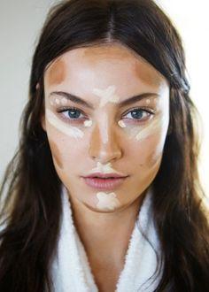 contour makeup, beauty tutorials, the face, war paint, makeup tips