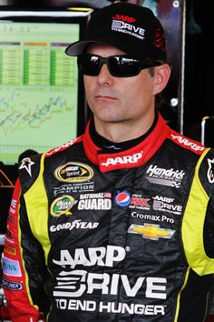 Jeff Gordon - Richmond International Raceway: Day 1