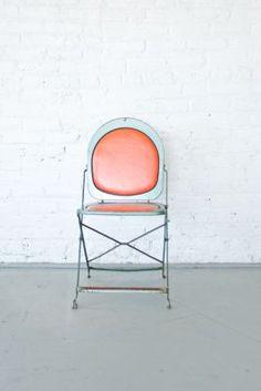 Mod Pod chair | Patina