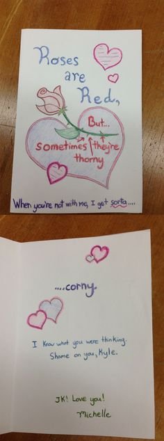 Best Valentine Ever - So making this for Greg!!!!!!