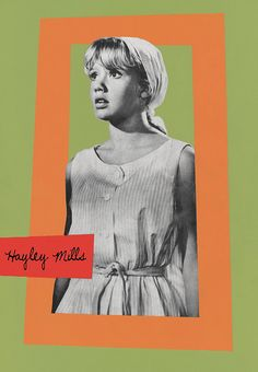 Hayley Mills in Moonspinners