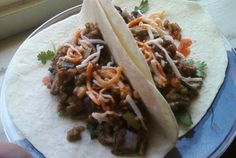 Tasty Tacos   VegWeb.com, The World's Largest Collection of Vegetarian Recipes