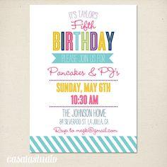 parti invit, birthday party invitations, invit babi, invitation birthday girl, girl birthday party invites
