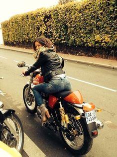 sexi biker, biker girl