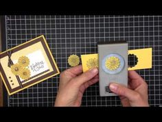 best of flowers one minute to wow video - stampin' up!