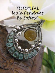 wire stone pendant (paid tutorial)