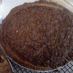 Poor Man's Pecan Pie - Made this last night and WOW! It is GOOD!