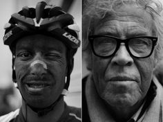 portraits after Paris Roubaix
