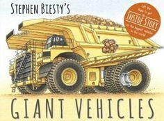 Giant Vehicles: Amazon.co.uk: Stephen Biesty: Books