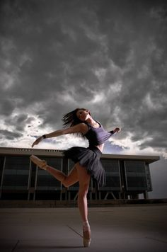 Neat dance photography, peddecord photo, ballet inspir, learning to dance in the rain, danc photographi, kelsey ottley, beauti, dans, storm clouds