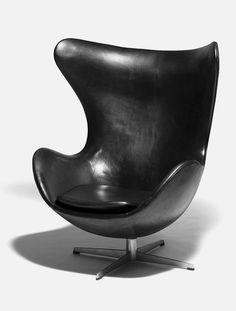 Arne Jacobsen: Egg chair