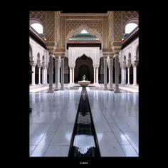 The Morrocan Pavillian in Putrajaya, Malaysia - View more photographs here : http://islamic-arts.org/2012/the-morrocan-pavillian-in-putrajaya-malaysia