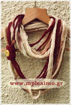 crochet chain infini
