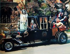 The Munsters - The Munster Koach