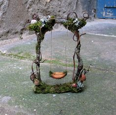 Fairy Swing Custom Order.