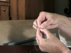 3. Punchneedle Punching Part 1 (YouTube video with great instructions)  ...  http://www.youtube.com/watch?v=87QJc2ucApE=BFa=ULMnx0VXDCc88