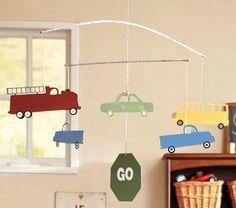 Transportation Mobile | Pottery Barn Kids