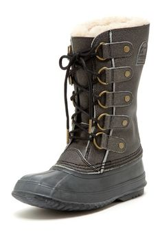 HauteLook- cute snow boots... Also more colors... But love the grey!