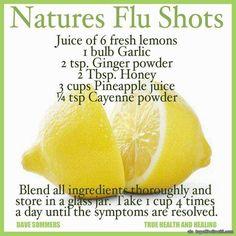 Natures flu shots via topoftheline99.com