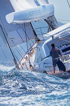 Pendennis charter yacht Nostromo at the 2013 Dubois Cup - Photo credit to Carlo Borlenghi