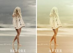 Photoshop tutorial...Vintage photography look with photoshop actions