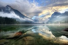 Hintersee by c keller, via 500px