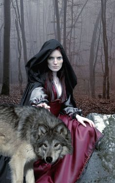 Eleonore and wolf