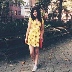Shop the 30 Prettiest Dresses on Instagram This Week via @WhoWhatWear