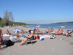Oregon Clothing-Optional Beach Alliance (ORCOBA) - Sauvie Island (Collins Beach)