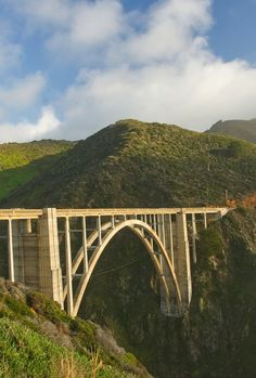 Your guide to the Pacific Coast Highway...