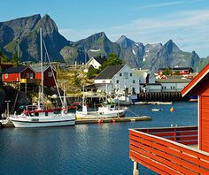 Europe's Most Beautiful Villages: Reine, Norway