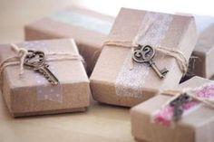 cajitas craft skeleton keys, gift wrapping, gift packaging, birdcage veils, christmas packaging, gifts, jewellery packaging, box, tape