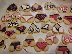 Peanut Life Adventures: Bachelorette Cookies - Royal Icing