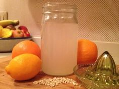 Ancestral Skin Recipe: Drink Up with Barley Water...Barley has been shown to reduce inflammation and help skin create a stronger barrier to protect itself from outside pollutants.  It also aids digestion, is a good source of fiber and selenium, and is considered a key grain in protecting against heart disease, diabetes and many other ailments.