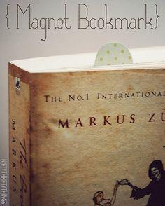 {magnet bookmark}
