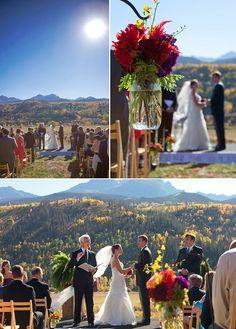Real Colorado Wedding - Silverthorne