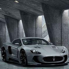 Magnificent Maserati