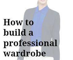 Professional wardrobe basics