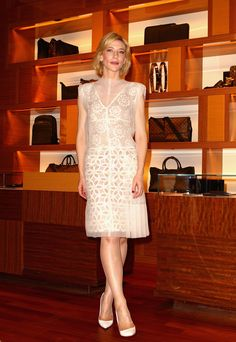 Louis Vuitton Press Conference in Australia