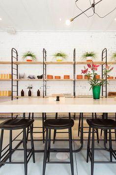 Barry Café — Melbourne.