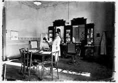peluquerias de los años 1900 -1930