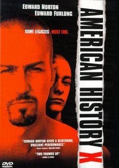American History X  1998  Crime   Drama   http://www.imdb.com/title/tt0120586/?ref_=fn_al_tt_1