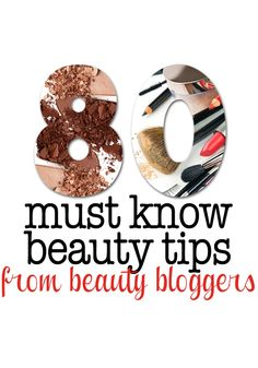 80 of the best beauty tips ever! Makeup, Skincare, Hair, and Nail tips. nail tips, rose pendleton