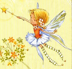 Please Sugar Nellie, make this fairy a stamp
