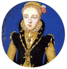 c 1560 Queen Elizabeth I 1533-1603 Attr. to Levina Teerlinc